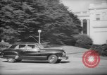Image of Banker Alexander Sachs visits the White House Washington DC USA, 1946, second 9 stock footage video 65675046546