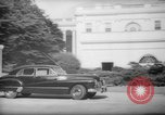 Image of Banker Alexander Sachs visits the White House Washington DC USA, 1946, second 10 stock footage video 65675046546