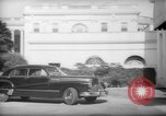 Image of Banker Alexander Sachs visits the White House Washington DC USA, 1946, second 11 stock footage video 65675046546