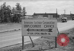 Image of Y-12 Plant Oak Ridge Tennessee USA, 1946, second 3 stock footage video 65675046555