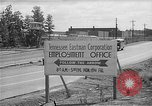 Image of Y-12 Plant Oak Ridge Tennessee USA, 1946, second 10 stock footage video 65675046555