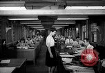 Image of accounts department Oak Ridge Tennessee USA, 1946, second 1 stock footage video 65675046557
