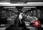 Image of accounts department Oak Ridge Tennessee USA, 1946, second 2 stock footage video 65675046557