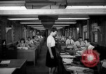 Image of accounts department Oak Ridge Tennessee USA, 1946, second 4 stock footage video 65675046557