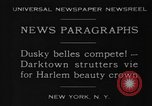 Image of Harlem Beauty Crown New York United States USA, 1930, second 2 stock footage video 65675046570