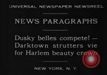 Image of Harlem Beauty Crown New York United States USA, 1930, second 3 stock footage video 65675046570