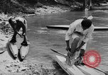 Image of Water Walk Enns Austria, 1930, second 11 stock footage video 65675046571