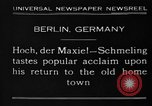 Image of Max Schmeling Berlin Germany, 1930, second 4 stock footage video 65675046572