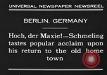 Image of Max Schmeling Berlin Germany, 1930, second 10 stock footage video 65675046572
