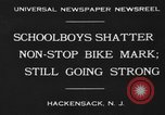 Image of Jackson High School boys Hackensack New Jersey USA, 1930, second 3 stock footage video 65675046574