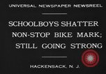 Image of Jackson High School boys Hackensack New Jersey USA, 1930, second 5 stock footage video 65675046574