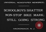 Image of Jackson High School boys Hackensack New Jersey USA, 1930, second 6 stock footage video 65675046574