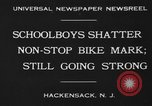 Image of Jackson High School boys Hackensack New Jersey USA, 1930, second 7 stock footage video 65675046574