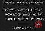 Image of Jackson High School boys Hackensack New Jersey USA, 1930, second 9 stock footage video 65675046574