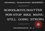 Image of Jackson High School boys Hackensack New Jersey USA, 1930, second 10 stock footage video 65675046574
