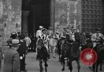 Image of Palio di Siena Horse race Siena Italy, 1930, second 11 stock footage video 65675046575