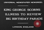 Image of King George London England United Kingdom, 1930, second 5 stock footage video 65675046576