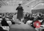 Image of fashion parade Toronto Ontario Canada, 1958, second 6 stock footage video 65675046601