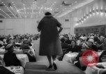 Image of fashion parade Toronto Ontario Canada, 1958, second 11 stock footage video 65675046601