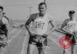 Image of Dave Sime Big Springs Texas USA, 1958, second 10 stock footage video 65675046602