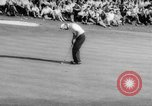 Image of 22nd Masters Golf Championship Augusta Georgia USA, 1958, second 10 stock footage video 65675046603