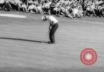 Image of 22nd Masters Golf Championship Augusta Georgia USA, 1958, second 11 stock footage video 65675046603
