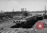 Image of Christening of the USS Independence (CV-62) in New York New York United States USA, 1958, second 7 stock footage video 65675046605