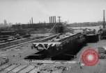 Image of Christening of the USS Independence (CV-62) in New York New York United States USA, 1958, second 11 stock footage video 65675046605