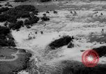 Image of hydro electric dam Venezuela, 1938, second 10 stock footage video 65675046607