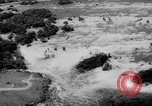 Image of hydro electric dam Venezuela, 1938, second 11 stock footage video 65675046607