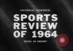 Image of Olympics Tokyo Japan, 1964, second 5 stock footage video 65675046610