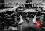 Image of fashion parade Budapest Hungary, 1966, second 7 stock footage video 65675046620