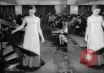 Image of fashion parade Budapest Hungary, 1966, second 11 stock footage video 65675046620
