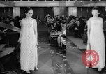 Image of fashion parade Budapest Hungary, 1966, second 12 stock footage video 65675046620