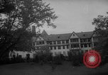 Image of Will Rogers Hospital Saranac Lake New York USA, 1965, second 8 stock footage video 65675046632