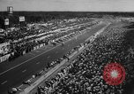 Image of French car race Le Mans France, 1965, second 4 stock footage video 65675046635