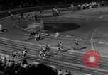 Image of track and field events United States USA, 1962, second 10 stock footage video 65675046640