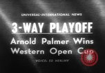 Image of Western Open Cup Chicago Illinois USA, 1963, second 1 stock footage video 65675046646