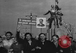 Image of May Day celebration Moscow Russia Soviet Union, 1946, second 12 stock footage video 65675046649