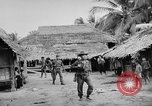Image of damage due to shelling Vietnam, 1962, second 7 stock footage video 65675046658