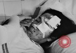 Image of wounded patients Vietnam, 1962, second 9 stock footage video 65675046660