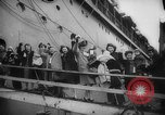 Image of British war brides New York United States USA, 1946, second 7 stock footage video 65675046678