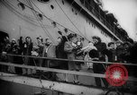 Image of British war brides New York United States USA, 1946, second 9 stock footage video 65675046678