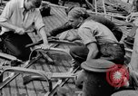 Image of Barkentine Pacific Ocean, 1939, second 12 stock footage video 65675046683