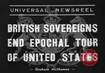 Image of King George United States USA, 1939, second 4 stock footage video 65675046697