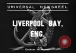 Image of HMS Thetis submarine rescue operation Liverpool bay England, 1939, second 6 stock footage video 65675046698