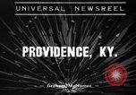 Image of coal mine accident Providence Kentucky USA, 1939, second 1 stock footage video 65675046704