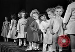 Image of kids fashion show New York United States USA, 1939, second 8 stock footage video 65675046708