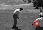 Image of Henry Picard and Byron Nelson compete for PGA Champiionship Flushing Queens New York USA, 1939, second 9 stock footage video 65675046709