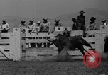 Image of Annual California Rodeo Salinas California USA, 1939, second 7 stock footage video 65675046710